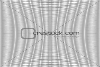 Abstract curved textured background.