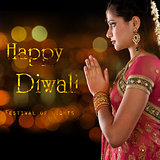 Happy Diwali, festival of lights