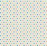 Abstract polka dots  background