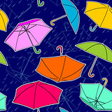 Umbrellas Pattern