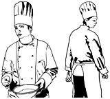 Chef Woman Set