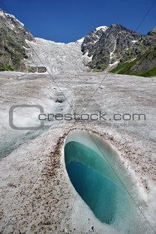 Adishi Glacier
