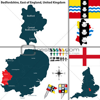 Bedfordshire, East of England, UK