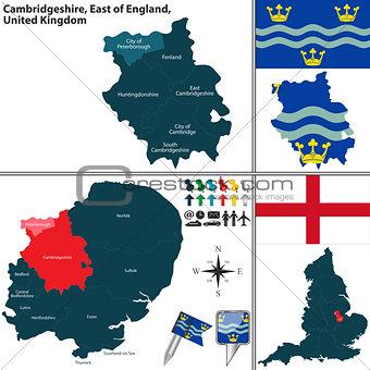 Cambridgeshire, East of England, UK