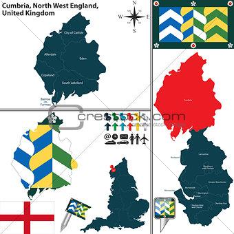 Cumbria, North West England, UK