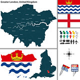 Greater London, UK