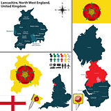Lancashire, North West England, UK