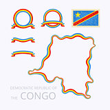 Colors of Democratic Republic of the Congo