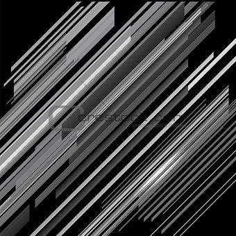 Grey Line Background