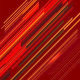 Red Line Background