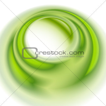 Abstract colorful round background