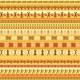 Colorful ethnic african seamless pattern design