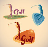 Golf labels