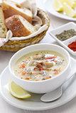 tripe soup, iskembe corbasi