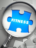 Fitness through Lens on Missing Puzzle.