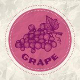 logo of grape