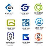 Elegant Letter G logo