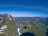 Peaks on Lofoten
