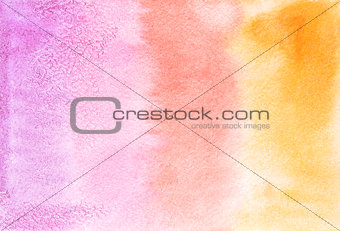 Bright watercolor background