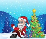 Santa Claus topic image 8