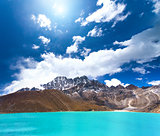 Gokyo Lake in Nepal