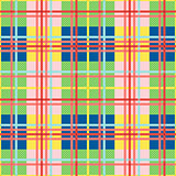Rectangular seamless pattern in bright colors
