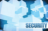 Security on Futuristic Abstract