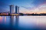 East-Berlin Skyline