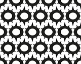 Seamless geometric pattern, seamless pattern background