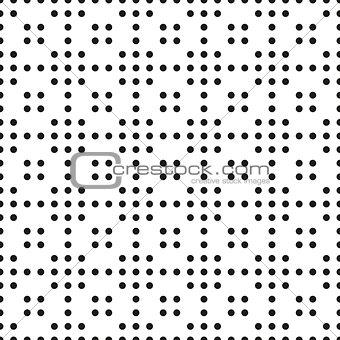 Modern stylish texture, seamless pattern background