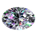 Diamond Oval
