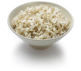 a bowl of japanese rice cooked with barley