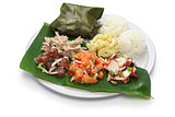 hawaiian traditional plate lunch
