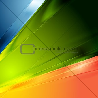 Abstract bright contrast elegant background