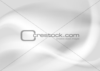 Grey pearl abstract vector waves design
