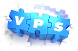 VPS - White Word on Blue Puzzles.