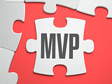 MVP - Puzzle on the Place of Missing Pieces.