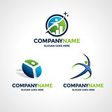 Logo design templates