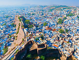Jodhpur - Blue City. Rajasthan, India