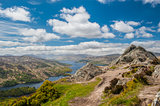 Ben a'an and Loch Katrine