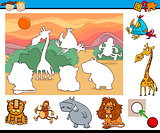 educational game for preschool kids