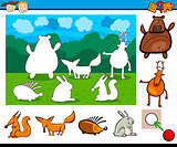 kindergarten cartoon game
