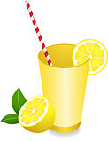 Lemon Juice Summer Refreshment