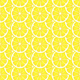 Lemon slice background