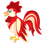 Bird cock