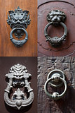 antique door knockers