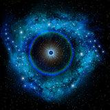 Blue Supernova