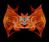 abstract bat
