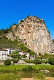 Cliffs of Arco di Trento - Trentino Italy