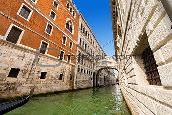 Bridge of Sighs - Venice Italy
